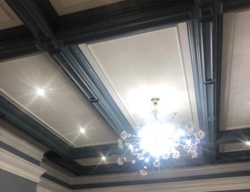 Coiffure Ceiling